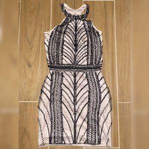 Star Power Beaded Dress